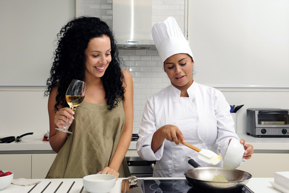 Individual Chef Versus . Personal Chef