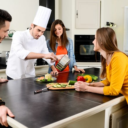 The advantages of Private Chef Hire