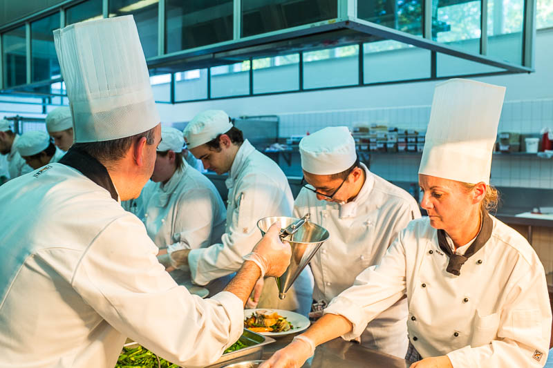 Top Ten Characteristics of the Great Chef