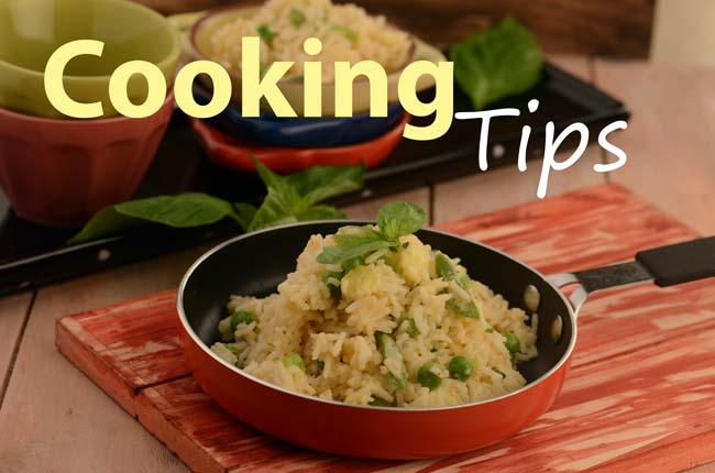 Cooking Tips – Make best use of Seasonings, Spices and herbs For Any More Flavorful Nutritious Diet