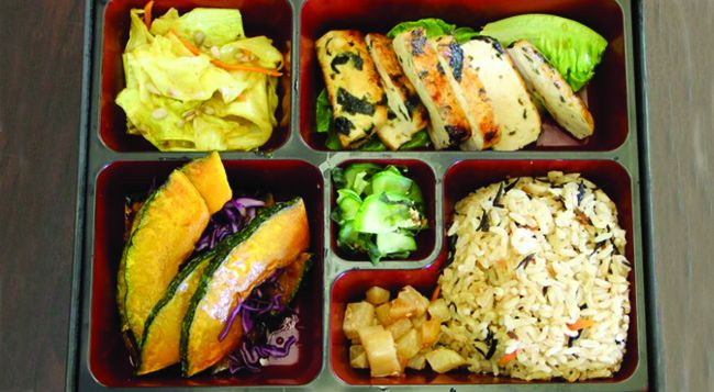 Get the Best Bento Catering Services with Food Talks