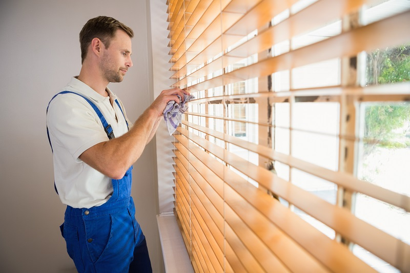 How often should I use ultrasonic blind cleaning?