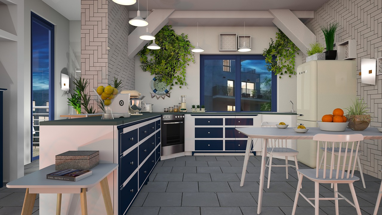 A Few Important Things To Consider While Buying A Kitchen Cabinet